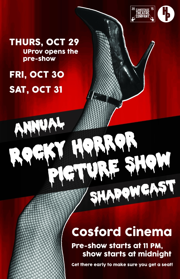 CaneStage_Rocky-Horror_Poster