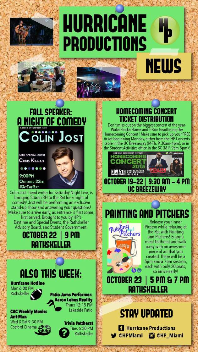 Oct 19-Oct 25 2