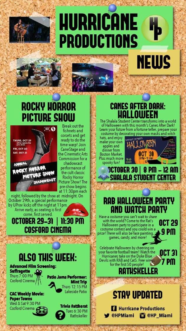 Oct 26-Nov 1