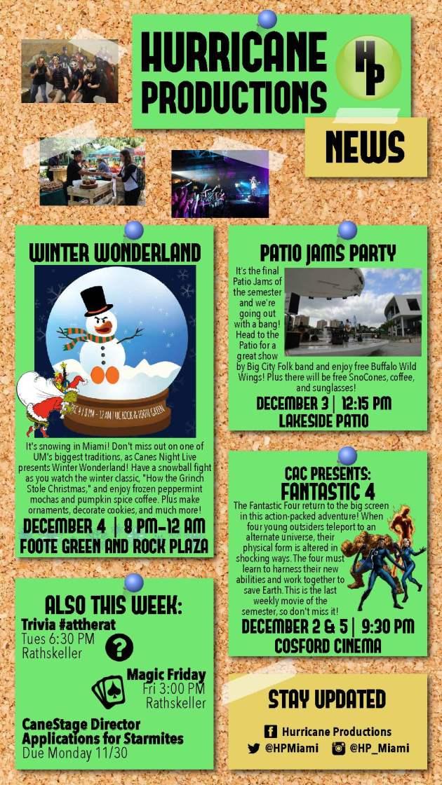 Nov 30-Dec 6